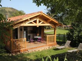Camping Narbaitz, Saint-Jean-Pied-de-Port