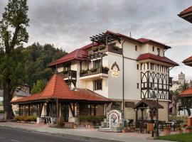 Casa Din Bran - Inn Cuisine, Bran