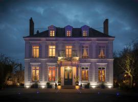 Hôtel L'Ecrin, Honfleur
