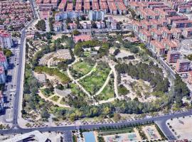 Apartamentos Parque Lo Morant, Alicante
