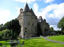 Castle Venlaw Hotel, Peebles