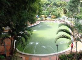 Hotel El Portal, Paraíso Natural, Portachuelo