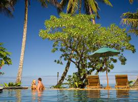 Beqa Lagoon Resort, Beqa Island