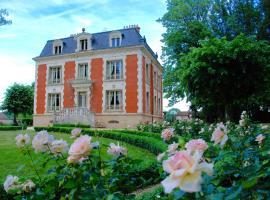 Château de la Chaix, Saint-Christophe-en-Brionnais