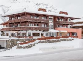 Hotel Garni Pirchhütt, Obergurgl