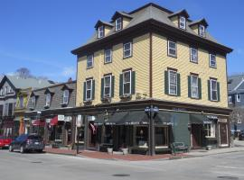 Inn on Bellevue, Newport