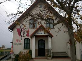 Vet Rooms Apartment, Frauenkirchen