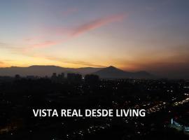 Casco Histórico Apartment and Parking