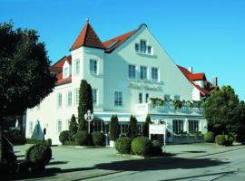 Hotel Daniels, Halbergmos