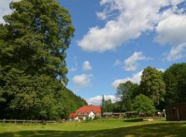 Zur Sommerfrische Lothramühle, Drognitz