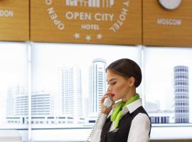 Open City Hotel, Naberezhnyye Chelny