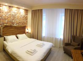 Hotel Nikolsky Red Square