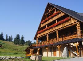Penzion Pribisko, Zuberec