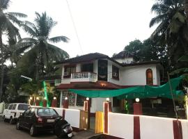 Super Deluxe mansion stay In candolim, Goa Velha