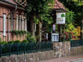 Hotel Acht Linden, Egestorf
