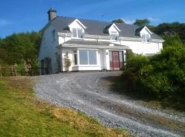 Cashel Bay Cottage, Canower