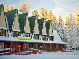 Hotel Misne, Khanty-Mansiysk