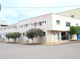 SANDRO HOTEL, Laranjeiras do Sul