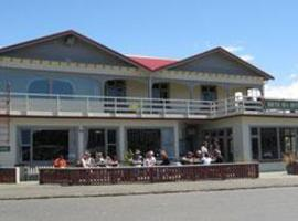 South Sea Hotel - Stewart Island, Half-moon Bay