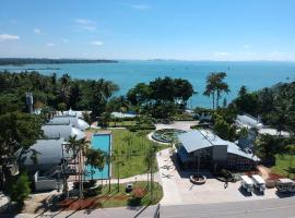 Arawan Krabi Beach Resort, Aunammau