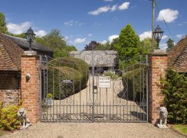 Fuchsia Cottage, Canterbury