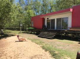 Casa Roja En Palmares Del Delta, San Fernando