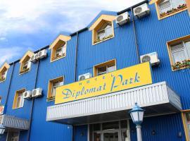 Hotel Diplomat Park, Lukovit