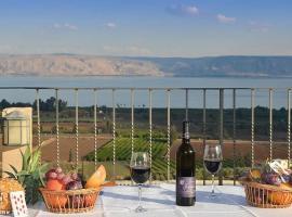 villa in view migdal, israel, Migdal