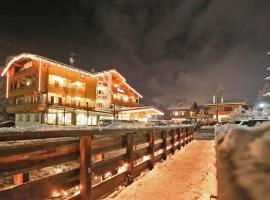 Hotel Alaska, Поцца-ди-Фасса
