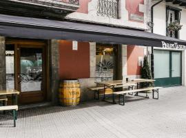 Hotel Piñupe, Lekeitio