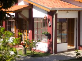VILLA COTTAGE POUSADA, Monte Alegre do Sul