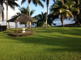 Point Bouchon, Taravao