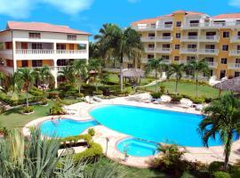 Residencial Las Palmeras de Willy, Boca Chica