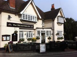 The Cricketers Inn, Winchester