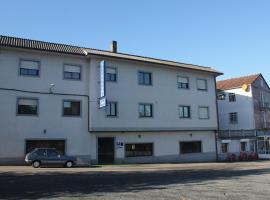 Pensión Residencia Pividal, Picaraña