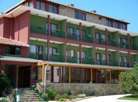 Rhebas Hotel, Riva