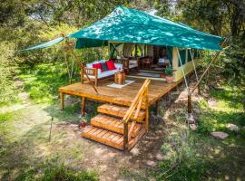 Losokwan Luxury Tented Camp - Maasai Mara, Aitong