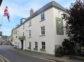 The White Hart Hotel, Moretonhampstead