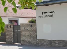 Penzion Linhart, Podiebrady