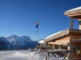 Rifugio Graziani Hütte