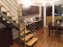 Mezonet/2-floor apartment with terrace, Bratislava