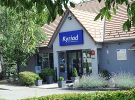 Kyriad Bellegarde - Genève, Bellegarde-sur-Valserine