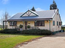 Heatherington cottage, Allendale