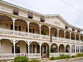 The Hotel Alcott, Cape May