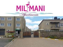 Milimani Apartments, Nakuru