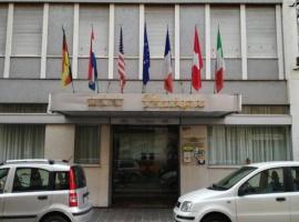 Hotel Mantegna, Mantova