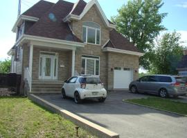 Riverview Fishing Holiday Villas, Châteauguay