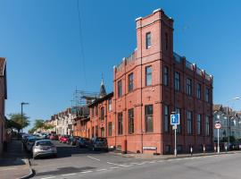 The old seamans mission, Barry