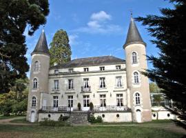 Château Les Vallées, Tournon-Saint-Pierre