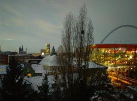 Köln Deutz/Messe, Lanxess Arena